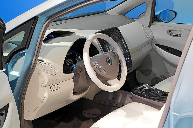 nissan leaf electric vehicles news. Black Bedroom Furniture Sets. Home Design Ideas