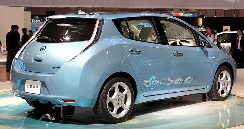 Nissan Leaf Electric Vehicles News
