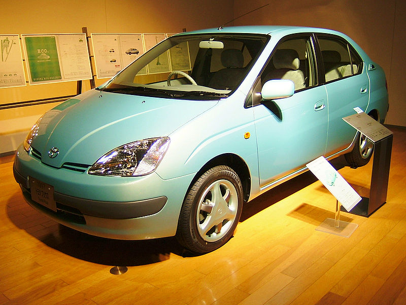 Toyota Prius Hybrid Electric Vehicle