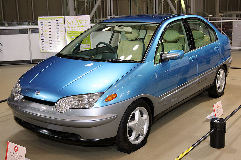 1996 Prius Prototype.