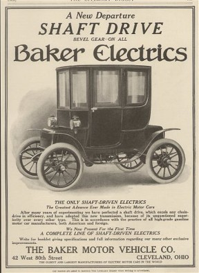 The next generation of electric cars off topic discussion for Baker motors used cars