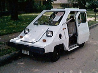 Sebring Vanguard Citicar Electric Vehicles History