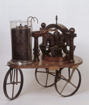 Stratingh And Becker Electric Cart Forerunner Of The Car