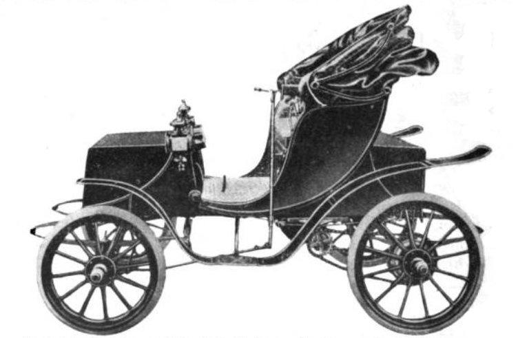 Woods Motor Vehicle Company History Electric Vehicles News