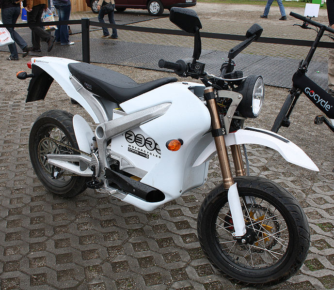Electric Motorcycles & Scooters